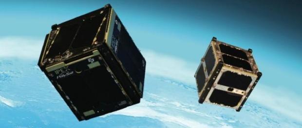 Unidades modulares diseñadas por la NASA llamadas CUBESAT