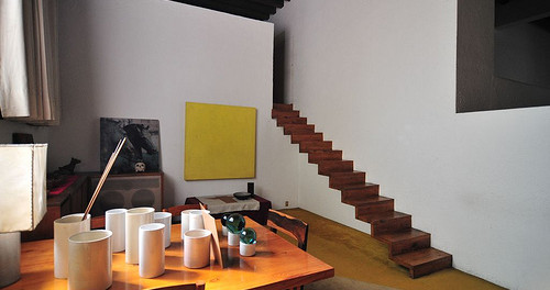 home and Studio of Luis Barragan, declared world Heritage by UNESCO in 2000