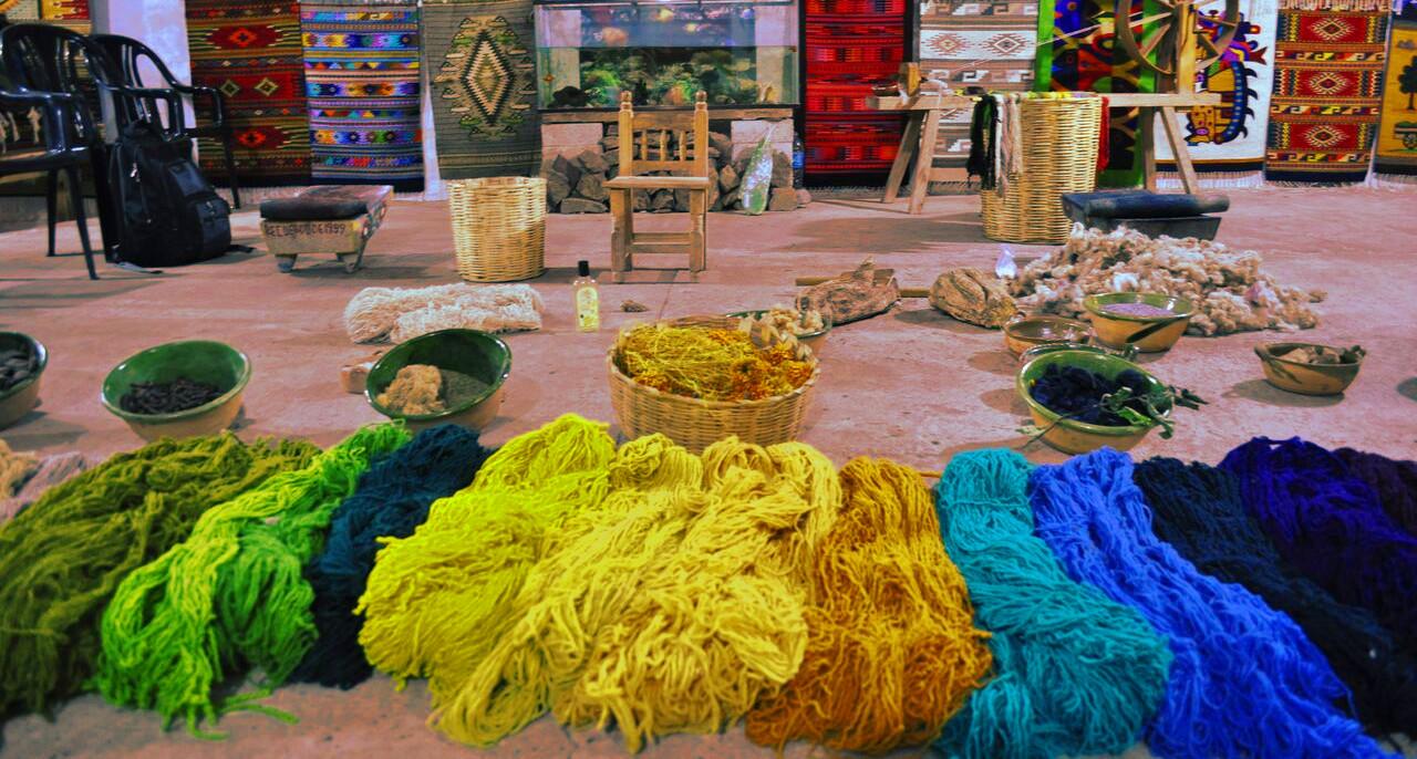 Oxaca-textiles