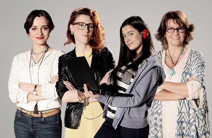Varios programas se llevan a cabo en Start-up Chile, entre ellos premios para mujeres emprendedoras.